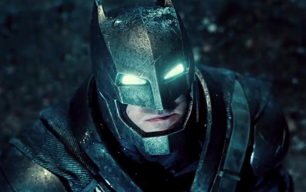 Batman v. Superman: Dawn of Justice Teaser Trailer