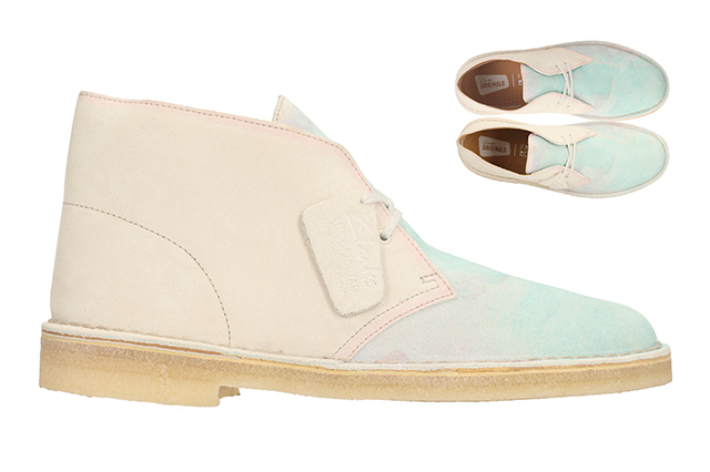 Frank Bowling Clarks: Rebooted