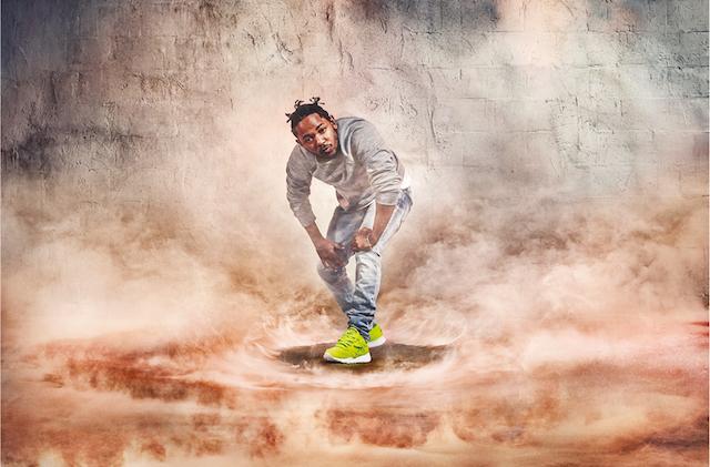 "Kendrick Lamar Ventilator ""Day Glo"""