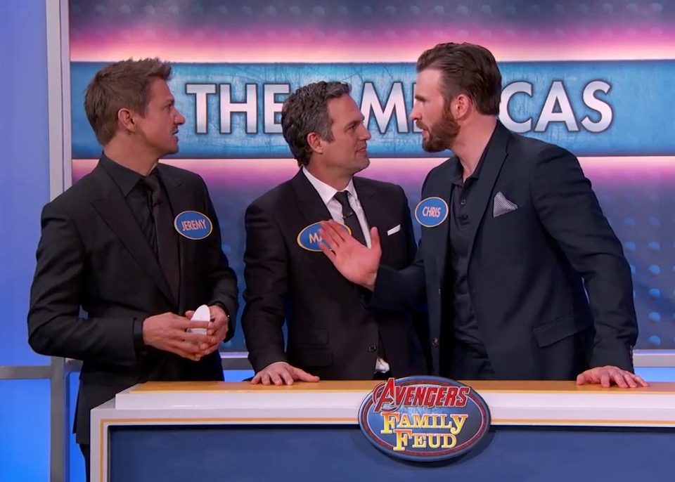 The Avengers Family Feud