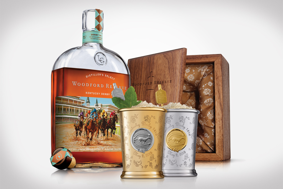 Woodford Reserve $1000 Mint Julep Cup