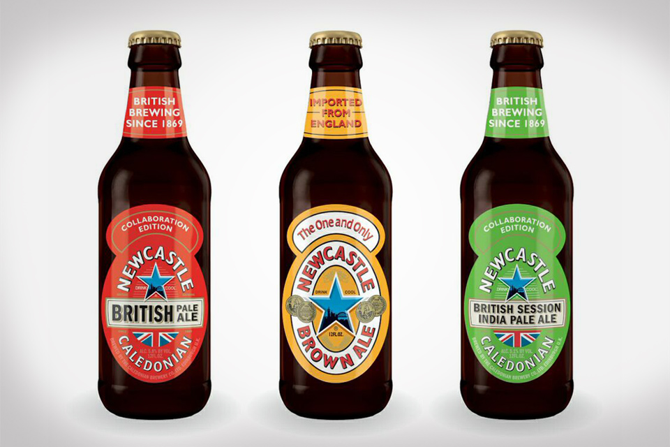 New Castle Introduce New Beers for 2015 Summer Variety Packs