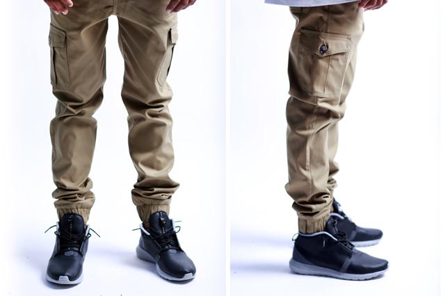 Rustic Dime Jogger pants