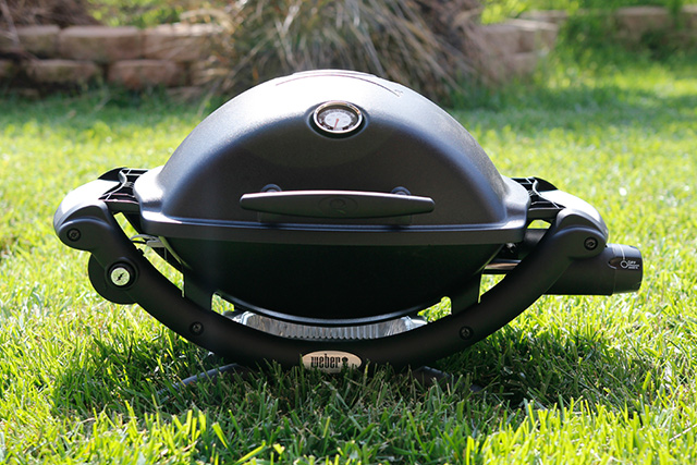 Weber Q 1200 in Color