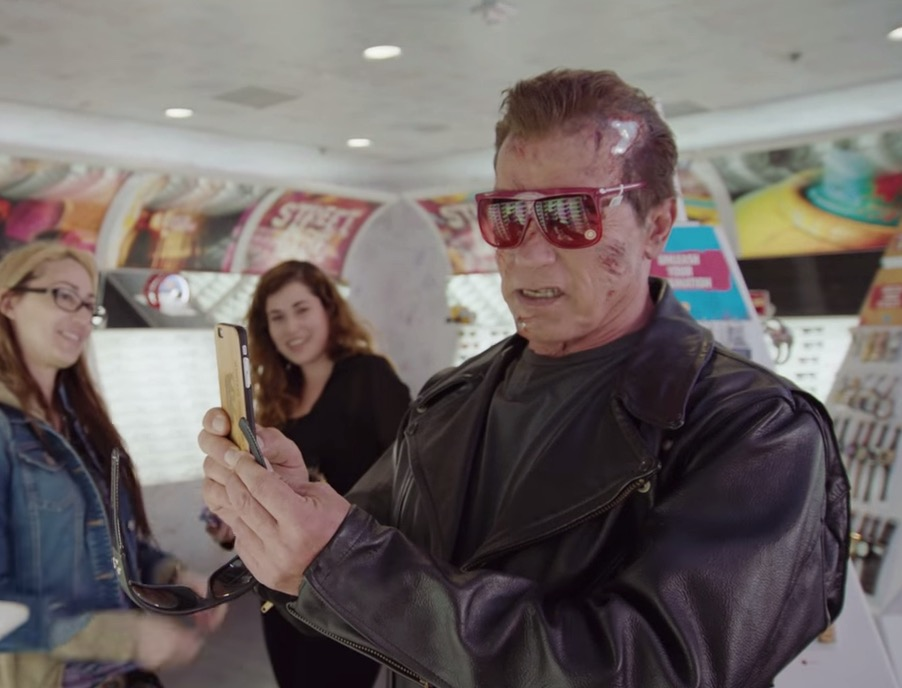 Watch Arnold Schwarzenegger Prank Fans at Madame Tussauds