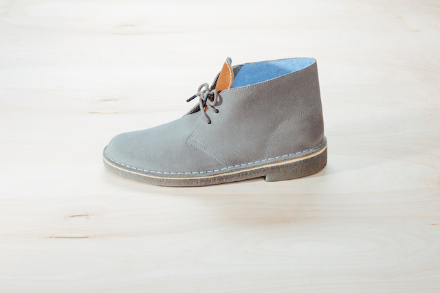 3643cb3a147 Clarks and Herschel Supply Co. Celebrate 65 Years of the Desert Boot ...