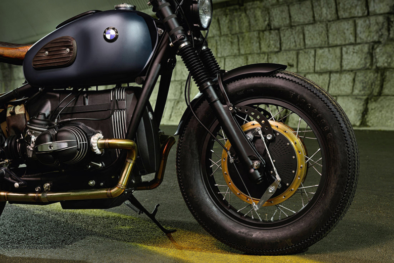 "ER Motorcycles Custom-Built BMW R69S ""Thompson"""