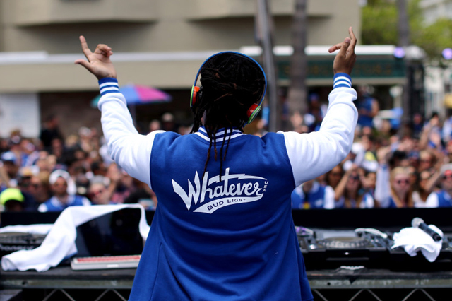 Lil Jon Performing at Whatever, USA 2.0