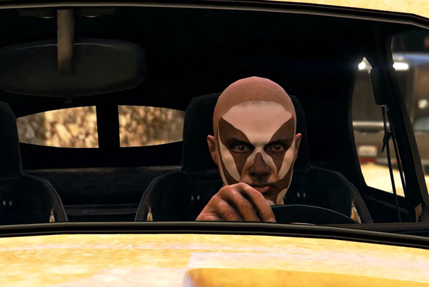Mad Max: Fury Road Recreated in GTA V