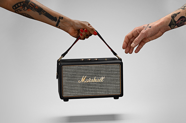 Marshall Kilburn Portable Speaker