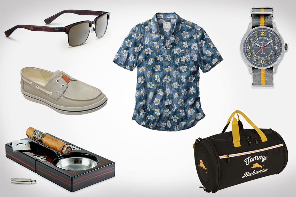 Gift Guide: Tommy Bahama Gifts for Father's Day