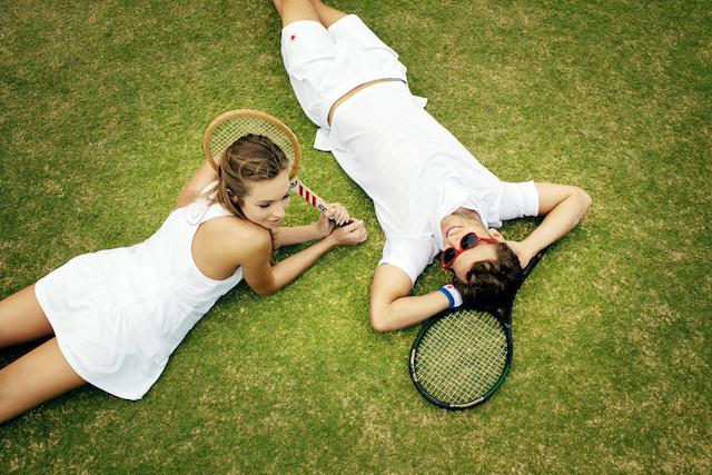 Wimbledon White BOAST