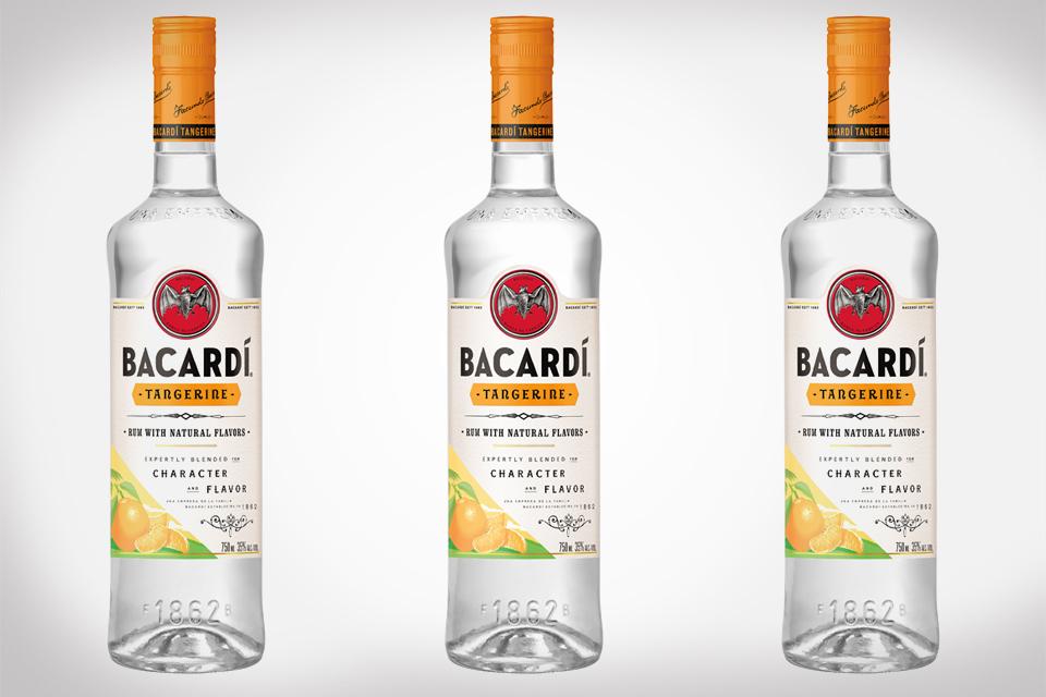 Bacardí Tangerine