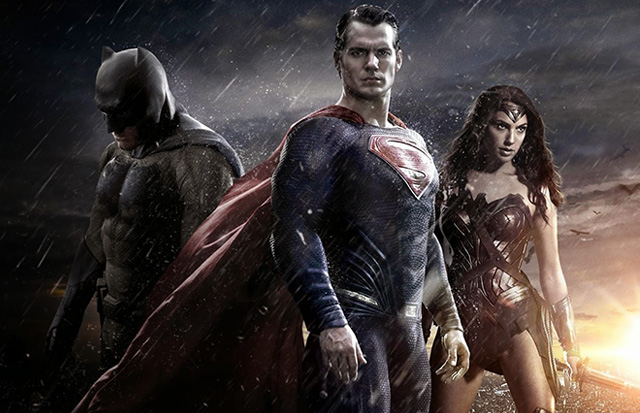 Batman v Superman: Dawn of Justice Comic-Con Trailer