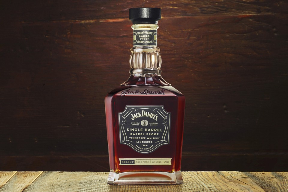 Jack Daniel's Barrel Proof