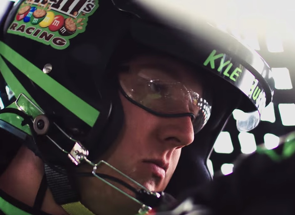 Kyle Busch - Days of Thunder Parody