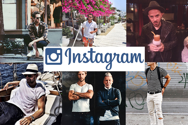 10 Men's Instagram Accounts You Should Follow