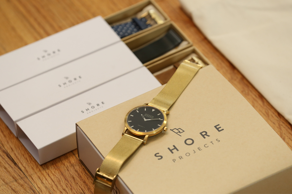 Shore Projects Gift Box
