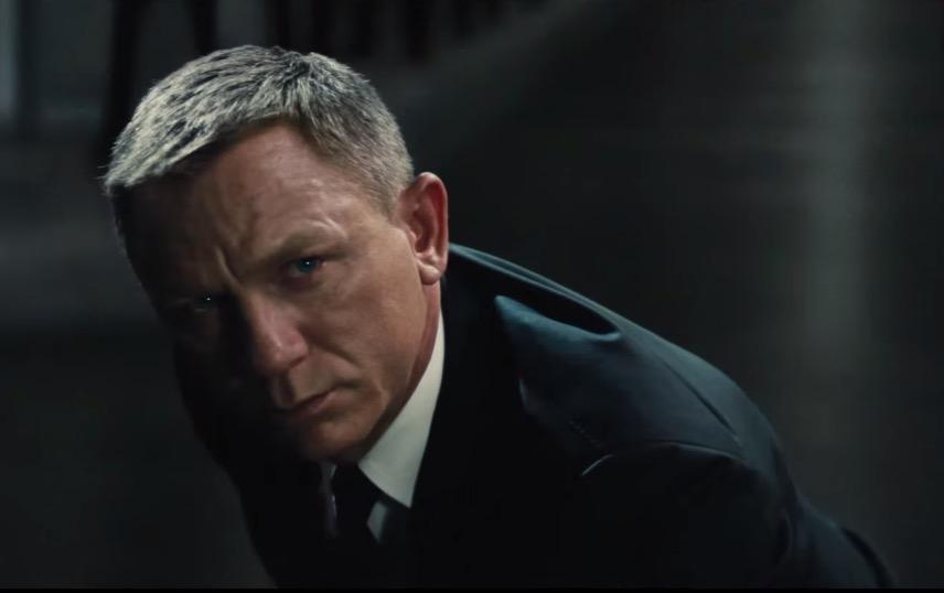 Spectre Official Trailer