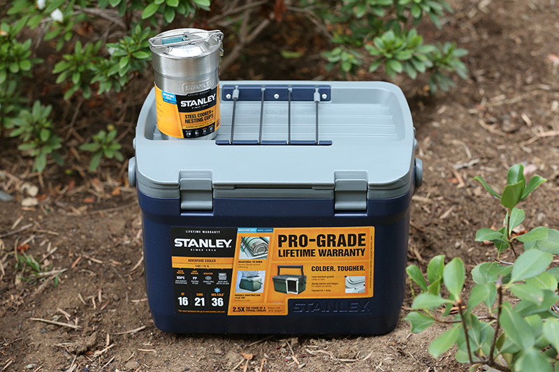 Stanley Camp Cookset and Cooler