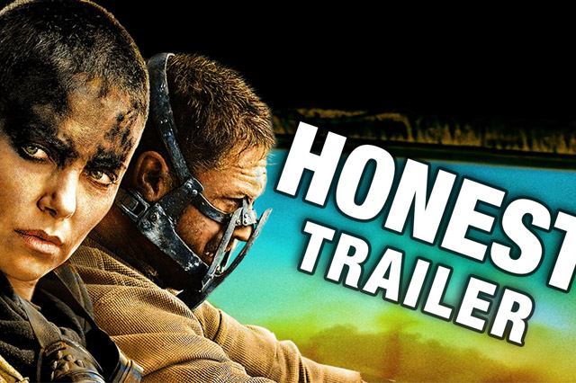 Mad Max: Fury Road Honest Trailer