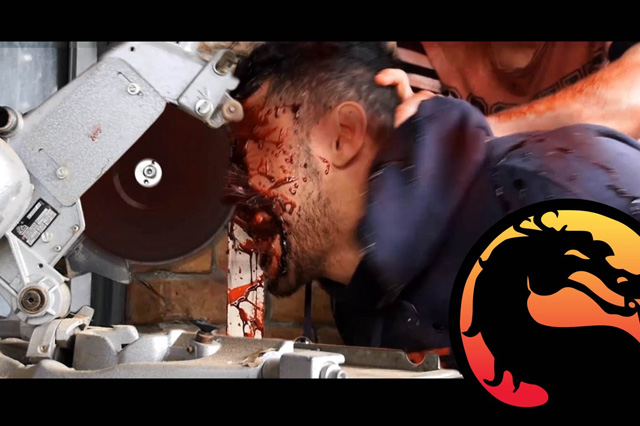 Real Life Mortal Kombat Fatalities