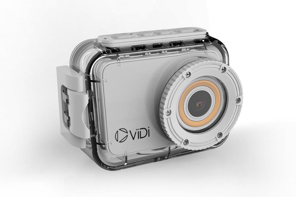 The ViDi Action Camera
