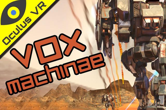 Vox Machinae Gameplay