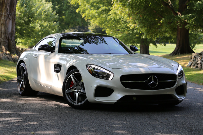 The All-New 2016 Mercedes-AMG GT S