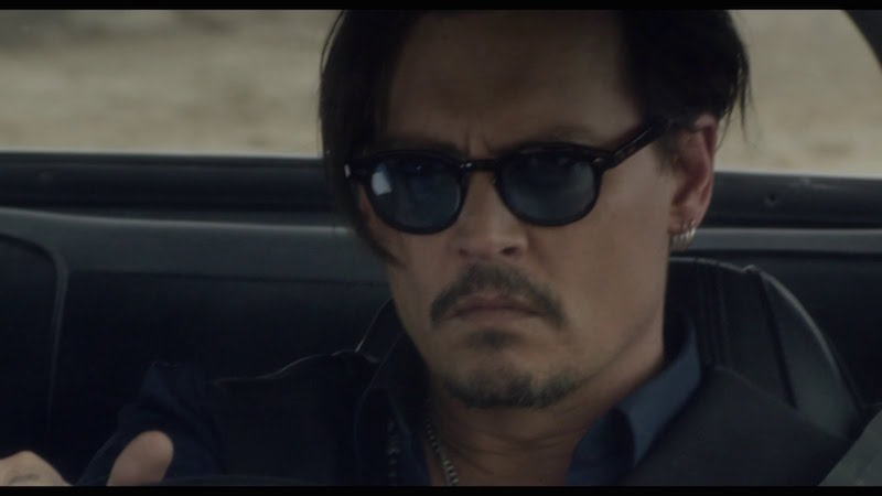 "Johnny Depp Stars in Ad for Dior's ""Sauvage"" Fragrance"