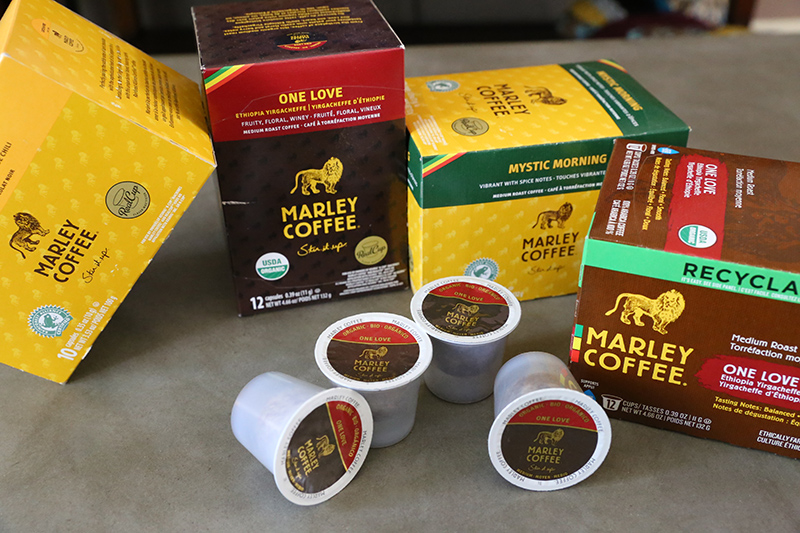 Marley Coffee K-Cups