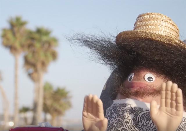 MaxNoSleeves Creates Beard Parody of Felix Jaehn's 'Cheerleader'