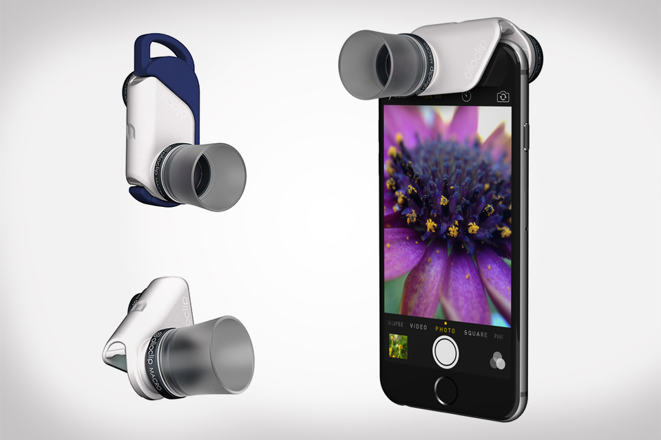 olloclip's New Macro Pro Lens for iPhone 6 and iPhone 6 Plus