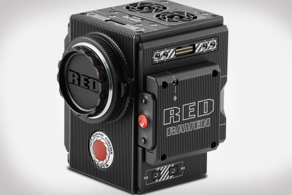 Red Raven 4K Camera