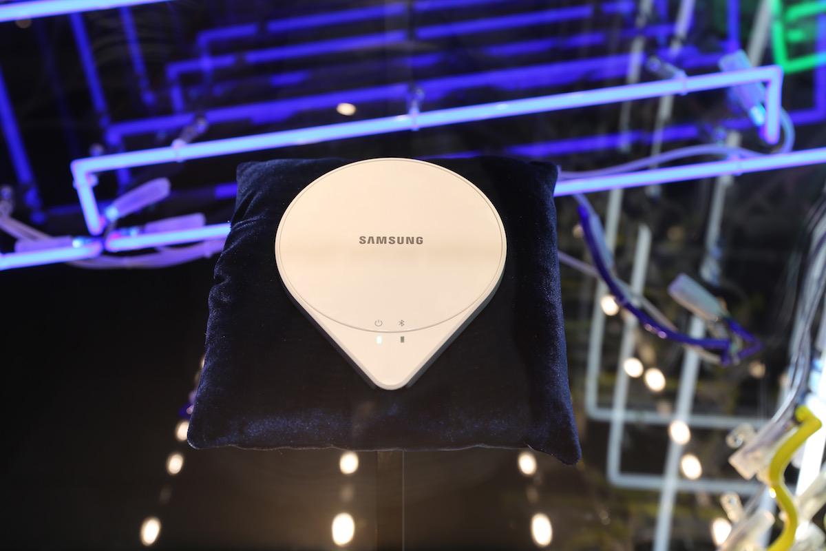 Samsung SLEEPsense Unveiled at IFA 2015