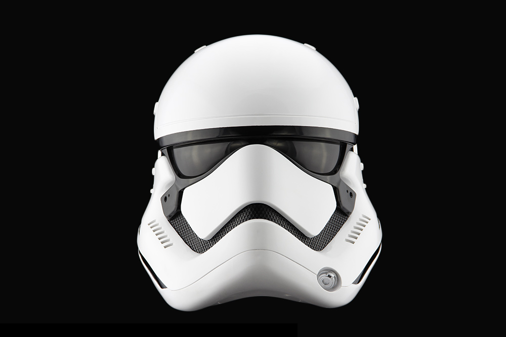 STAR WARS™: THE FORCE AWAKENS: First Order Stormtrooper Helmet