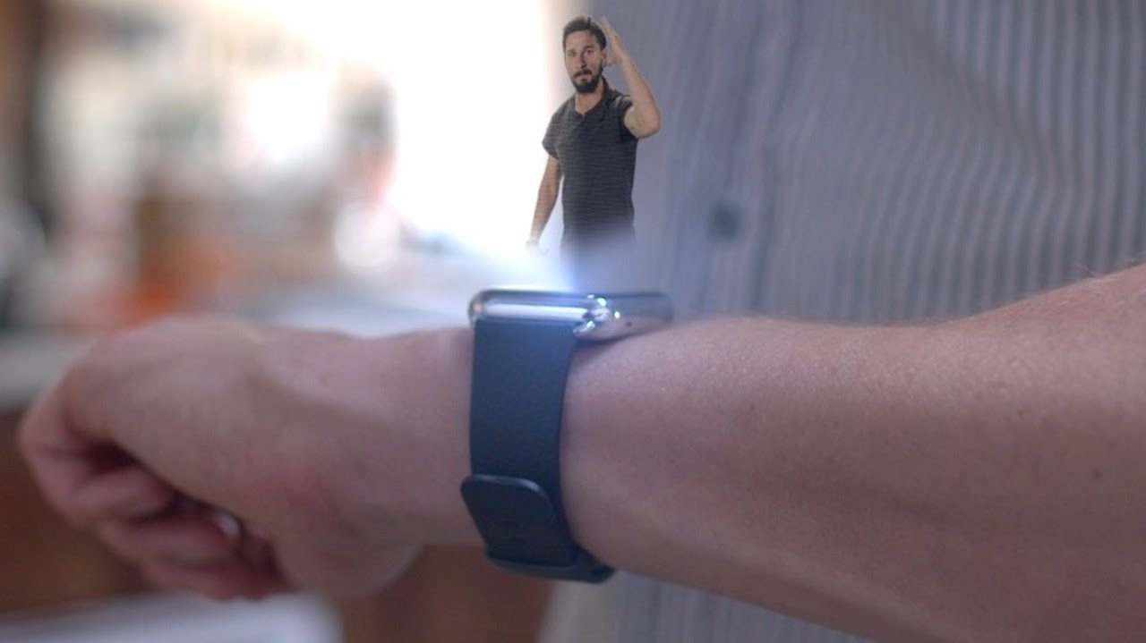 Apple Watch: Shia LaBeouf Edition