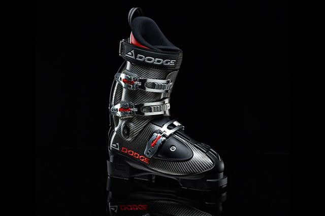 Dodge Carbon Fiber Ski Boots