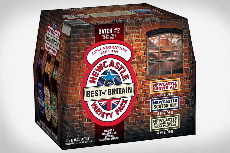 Newcastle Second Variety Pack