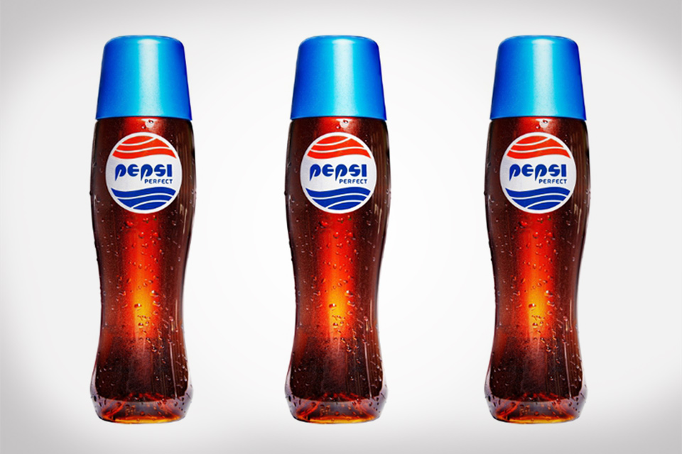 Pepsi Perfect Limited Edition Bottles