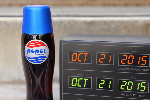Unboxing the Pepsi Perfect Limited Edition Bottle