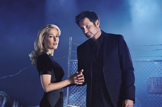 X-Files 2016 - Mulder and Scully are back!