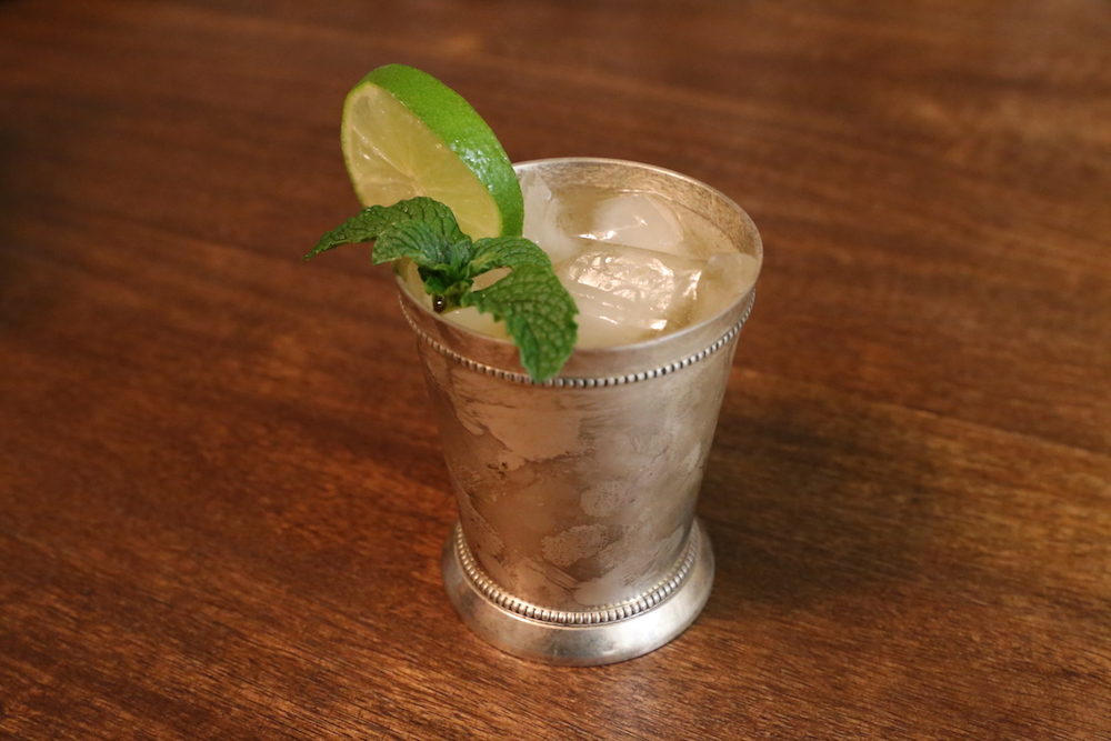 Amsterdam Mule Recipe // Similar to a Moscow Mule