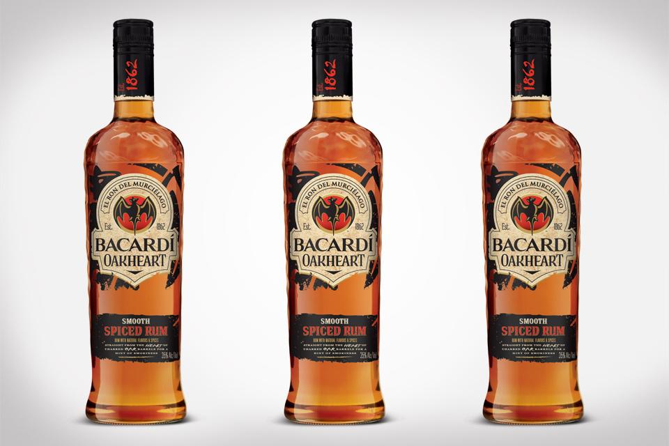 BACARDÍ Oakheart Spiced Rum