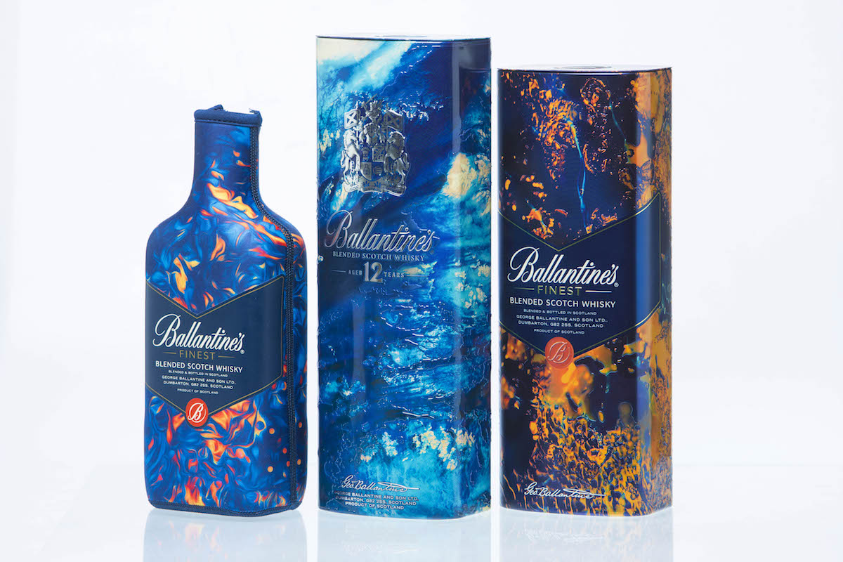Ballantine Artist Series - Leif Podhajsky