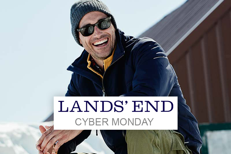 Lands' End Cyber Monday Twitter Party