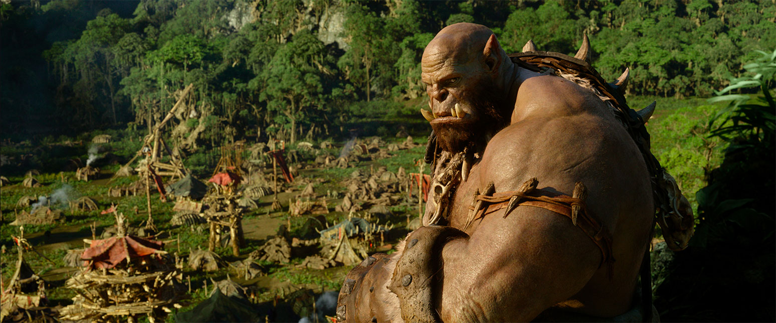 World of Warcraft Movie Stills