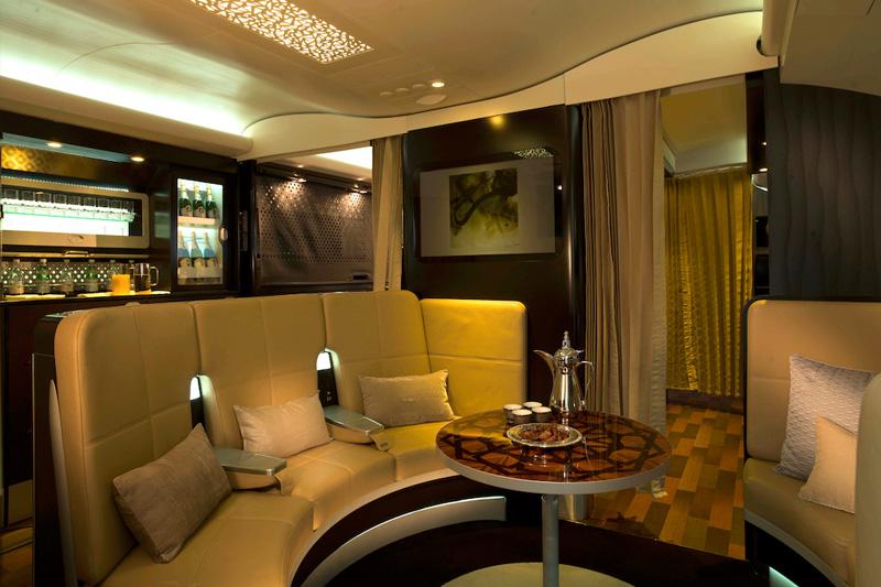 Etihad Airways Residence Suites