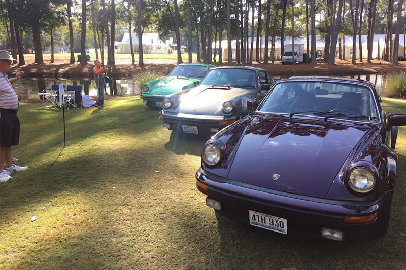 Porsche at Hilton Head Island Motoring Festival
