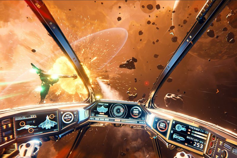 EVERSPACE 3D Space Shooter